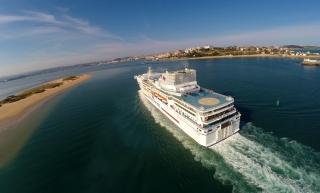 Brittany Ferries Santander