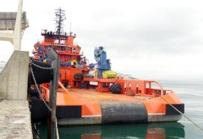 Salvamento Marítimo Santander