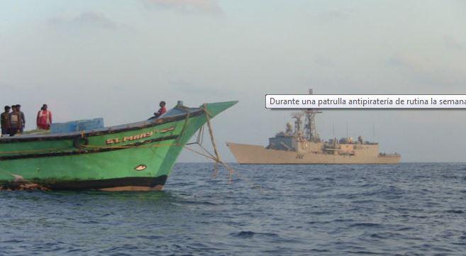 Pescadores deriva