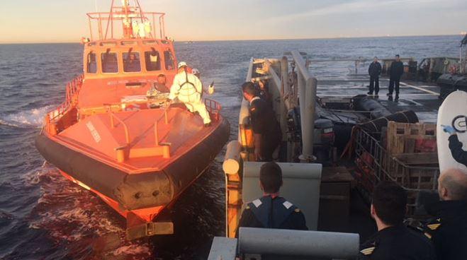 Rescate Mar Mediterráneo